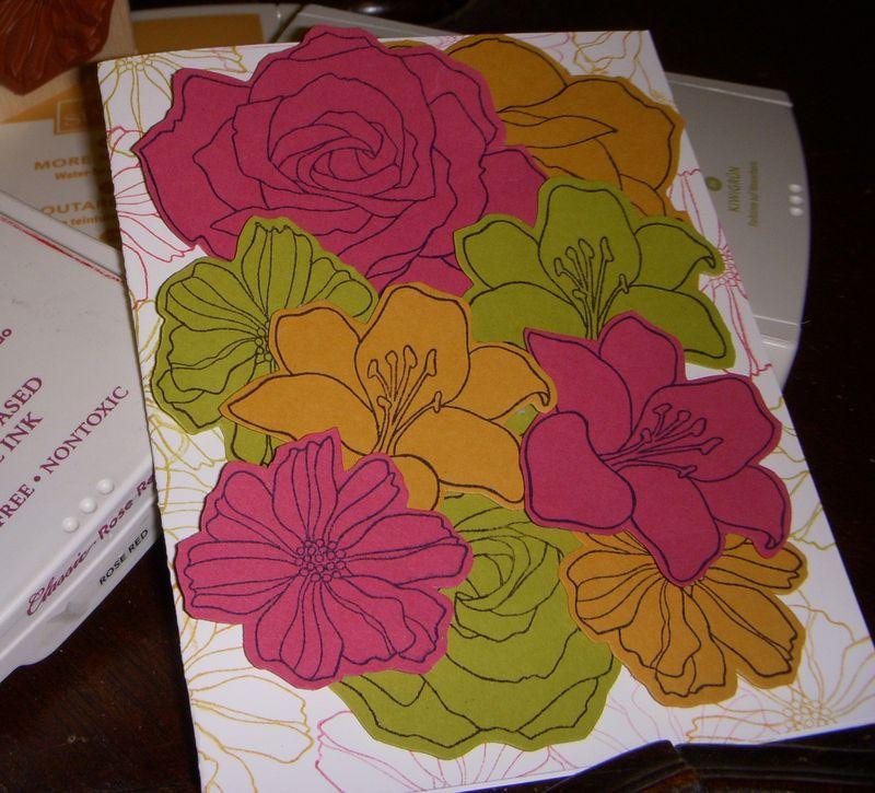 Paperbouquet